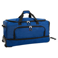 J World Piton 18.5 Drop Bottom Duffel Bag - Navy, Blue