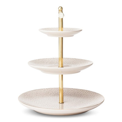 West Emory Three Tier Ceramic Jewelry Storage Tray