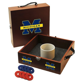 Wild Sports Michigan Wolverines Washer Toss