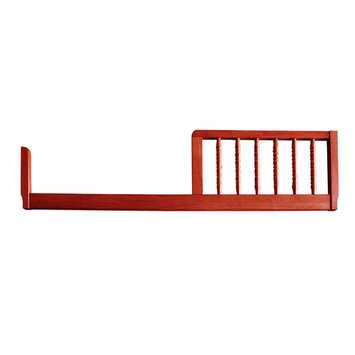 DaVinci Jenny Lind Toddler Rail in Cherry