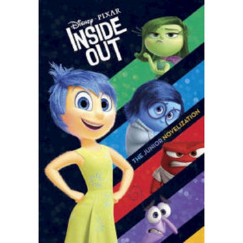 Desigual Inside Out ( Disney/Pixar Inside Out) (Paperback) by Suzanne Francis