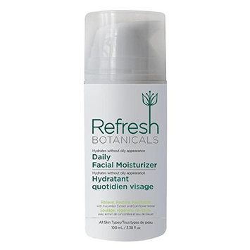 Refresh Botanicals RB-DFM-100 Natural & Organic Daily Facial Moisturizer