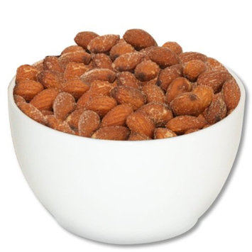 Valley Pistachio Country Store Roasted Salted Almonds 1 lb.