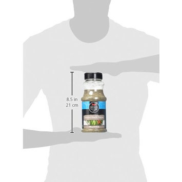 Altius Ground Black Pepper, Food Service Size Bottles, Commonly Used Spices for Flavoring, Organic Certified, 16.93 oz