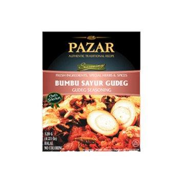 Bumbu Sayur Gudeg (Gudeg Seasoning) - 4.23oz (Pack of 6)