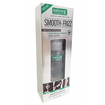 2 packs of Smooth E Silk-E Multi-Vitamin Hair Serum. Smooth & Repair Dry, Damaged, Frizzy Hair. (1 fl.oz./ pack)