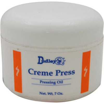 Dudley's Creme Press 7-ounce Pressing Oil