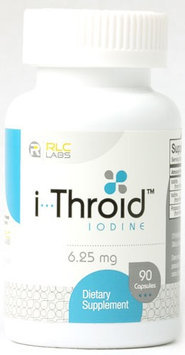 RLC Labs iThroid 6.25 mg - 90 Capsules