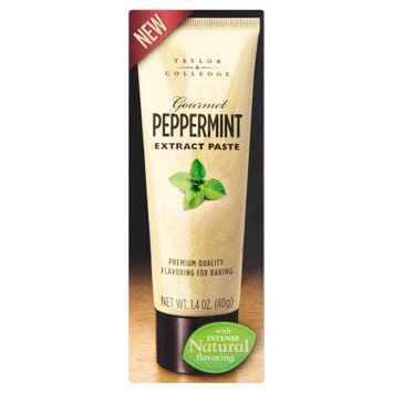 International Food Associates Taylor; Colledge, Paste Extract Peppermint, 1.4 Oz (Pack Of 8)
