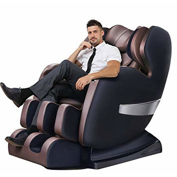 OOTORI Deluxe S-Track Massage Chair Recliner with 3D Robot Hand, Zero Gravity Full Body Air Massage, With Stretch Heating Vibrating Function