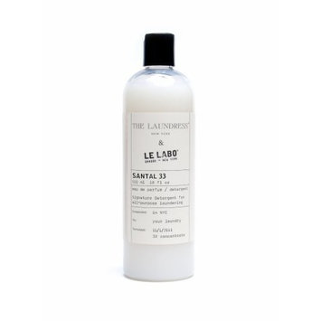 the Laundress 16 fl oz Le Labo Santal 33 Signature Detergent Labo-Santal