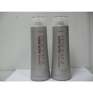 Super Silver Shampoo 10.1 Oz & Conditioner 10.1 Oz