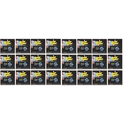 Bump Fighter Refill Cartridge Blades 5 Ct. Each (24 pack) + FREE Assorted Purse Kit/Cosmetic Bag Bonus Gift