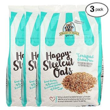 Bakery On Main Cereal Steel Cut Oats gluten free BUNDLE 3 Pack