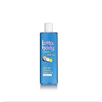 Lottabody Style Me Texturizing Setting Lotion 354 ml/12 fl oz-Pack of 6 by Lottabody