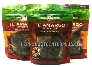Nuestra Salud Te Amargo - Bitter Tea Hercampuri Herbal Tea Value Pack (120g)