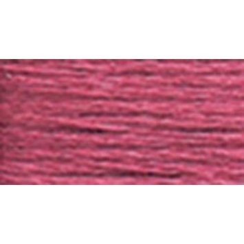 Bulk Buy: Anchor Six Strand Embroidery Floss 8.75 Yards Antique Rose Medium 4635-76 (12-Pack)