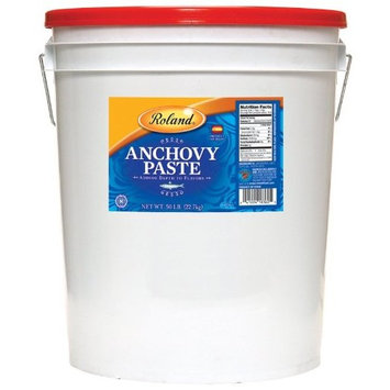Roland: Spanish Anchovy Paste 50 Lb Tub