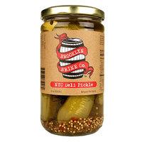 Brooklyn Brine NYC Deli Pickle 24 oz Jars - Pack of 1