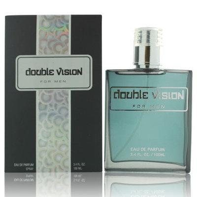 Double Vision ZZMDOUBLEVISION34EDP 3.4 oz Eau De Parfum Spray for Men