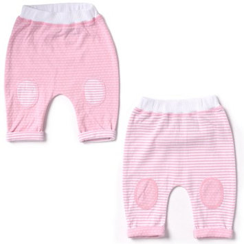 Kapital K Newborn Baby Girl Pant, 2-pack