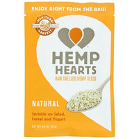 Manitoba Hemp foods Harvest Hemp Hearts Raw Shelled Hemp Seeds, 2 Pounds