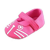 Clode® for 0-18Month, Baby Girls Shoes Sneaker Anti-Slip Cat Pattern Slip On Pumps