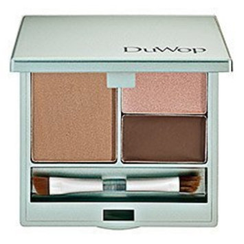 DuWop Cosmetics Browwow Compact - Dark by DuWop