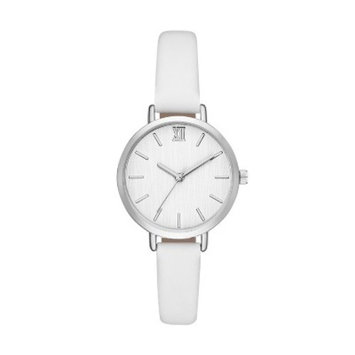 Women's Value Roman Strap Watch - A New Day™ Silver