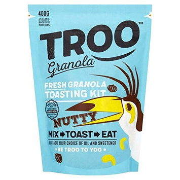 Troo Granola Nutty Toast And Eat