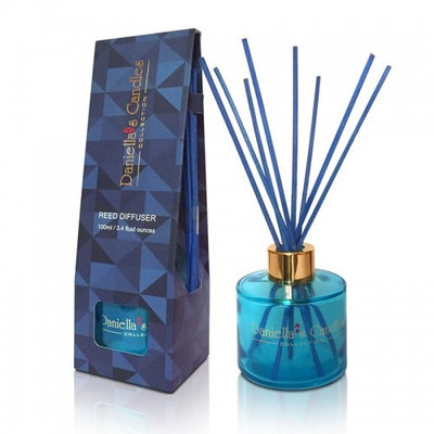 Daniellas Candles Daniella's Candles Reed Diffuser 100ML Blue Love Spell