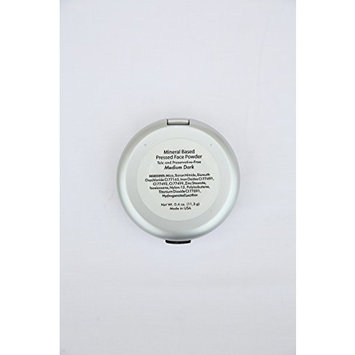 Mineral Based Pressed Face Powder