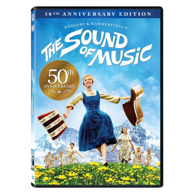 Sound of Music 50th Anniversary (Dvd)