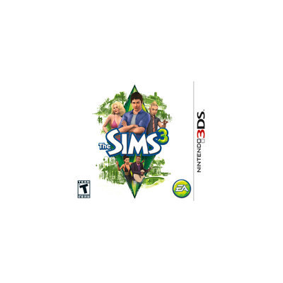 NinDS 3DS - The Sims 3 - By Electronic Arts