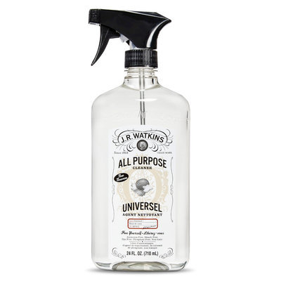 J.R. Watkins Coconut Scented All Purpose Cleaner 24 oz
