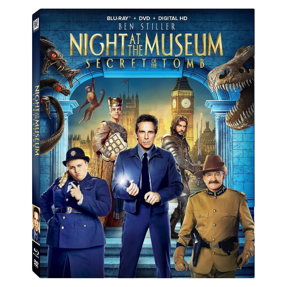 FOX BR2298971 Night at the Museum - Secret of the Tomb