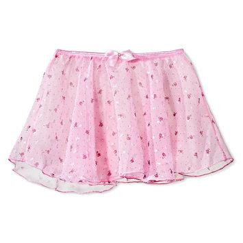 Danz N Motion by Danshuz Girls' Floral Tutu - Pastel Pink M
