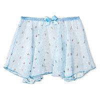 Danz N Motion by Danshuz Girls' Floral Tutu - Light Blue S, Lite Blue