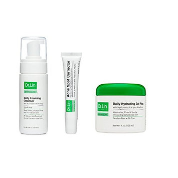Amazon Exclusive: Dr. Lin Skincare Back to School Kit (REG: $75.98)