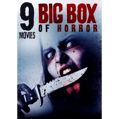 9-movie Big Box Of Horror (dvd) (2 Disc)