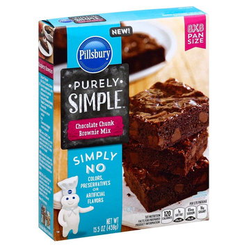 Smucker's Pillsbury Purely Simple Brownie Mix - 15.5 oz