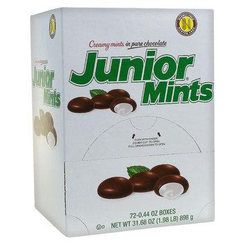 Junior Mints Candy 0.44 oz 72 ct, Brown