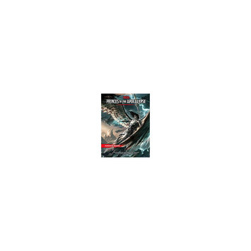 Wizards Of The Coast Princes of the Apocalypse (Hardcover)