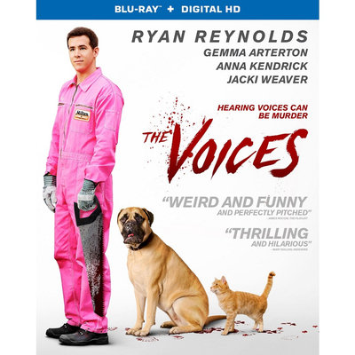 The Voices (Blu-ray), Movies