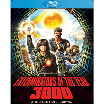 Shout Factory Exterminators In The Year 3000 (Blu-ray Disc)