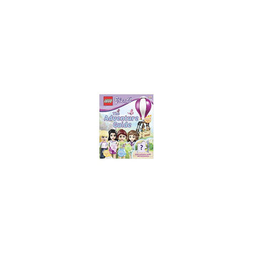 Lego Friends: The Adventure Guide (Hardcover) (Catherine Saunders)