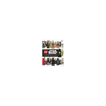Lego Star Wars Character Encyclopedia (Expanded / Updated) (Hardcover) (Hannah Dolan)