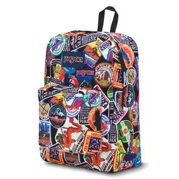 JanSport Superbreak Backpack Multi Bags No Size