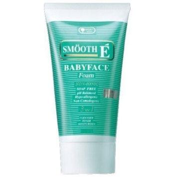 Smooth E Babyface Foam Non-Ionic Facial Cleanser 2.0 fl oz
