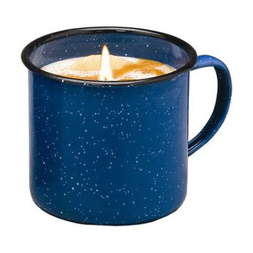 Swan Creek Candle Company Vintage Enamelware Mug Candles - Dutch Apple